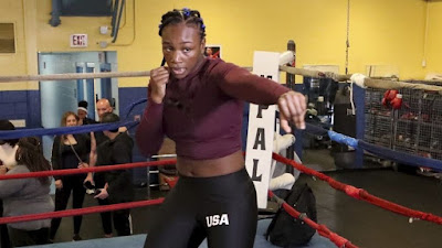 claressa shields workout