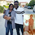 Emma Ugolee celebrate his sister who donated her one of her kidneys to him