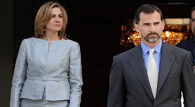 الحكم على أخت الملك بغرامة 260 ألف يورو وزوجها بالسجن 6 سنوات