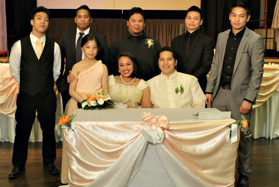 Becoming Wedding Ushers: