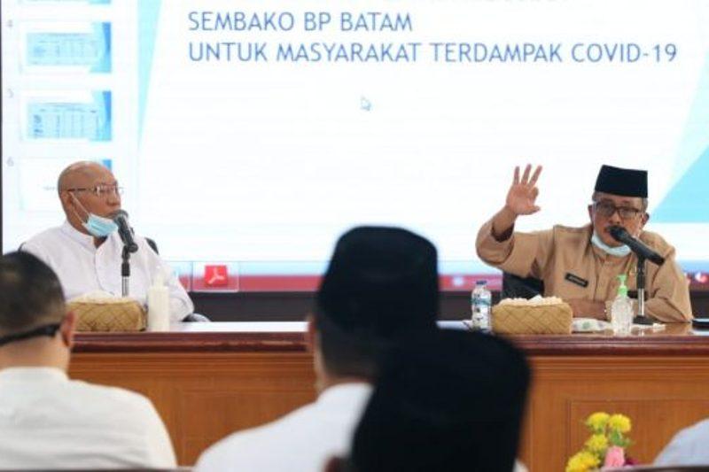 Sembako Tahap Empat Akan Segera Disalurkan Kolaborasi Antara Pemko dan BP Batam