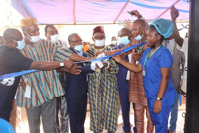 « Haïexnihilo: santé et bien-être », le Centre de médecine douce ouvre ses portes à Djagblé-Gbamakopé