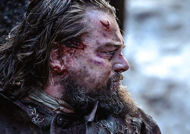 Leonardo DiCaprio necesitó cinco horas de maquillaje para fingir los ataques de un oso en The Revenant