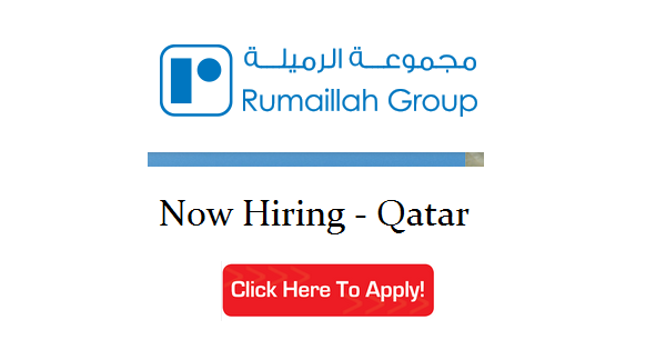 Rumaillah Group Job Openings | Qatar - thozhilavasaarngal