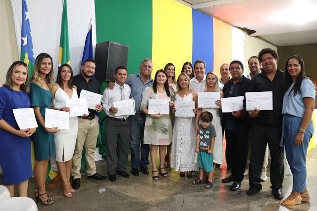 Senador Canedo: Cerimônia marca posse e diplomação dos novos conselheiros tutelares