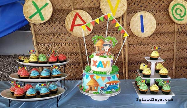 Affordable Bacolod Catering Services - Rochelle's Kitchen catering and food services - Bacolod mommy blogger - Bacolod blogger - Bacolod food - barrio fiesta - party setup