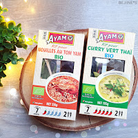 kit curry ayam Degusta Box Février 2020