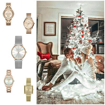 Relojes para regalar a tu mujer por navidad