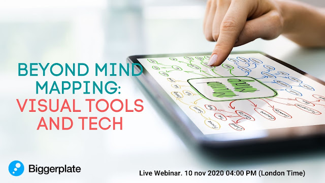 Beyond Mind Mapping: Visual Tools & Technology