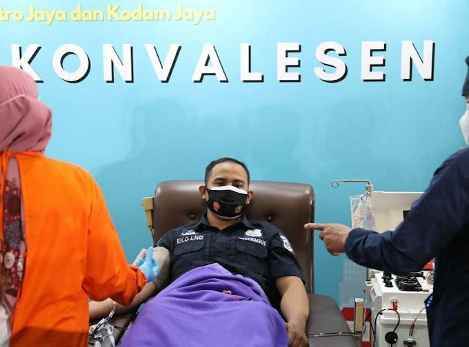 Pengamat Kesehatan Soroti Aksi Donor Plasma Oleh Polri