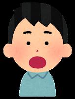 口の体操のイラスト2