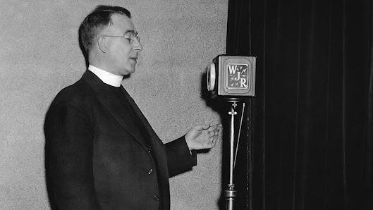 Catholic Toronto Basilian fascism Nazi anti-semitism media radio clergy Detroit militia America First incitement