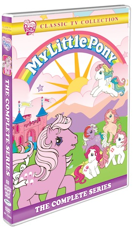 DVD Review - My Little Pony: The Complete Series