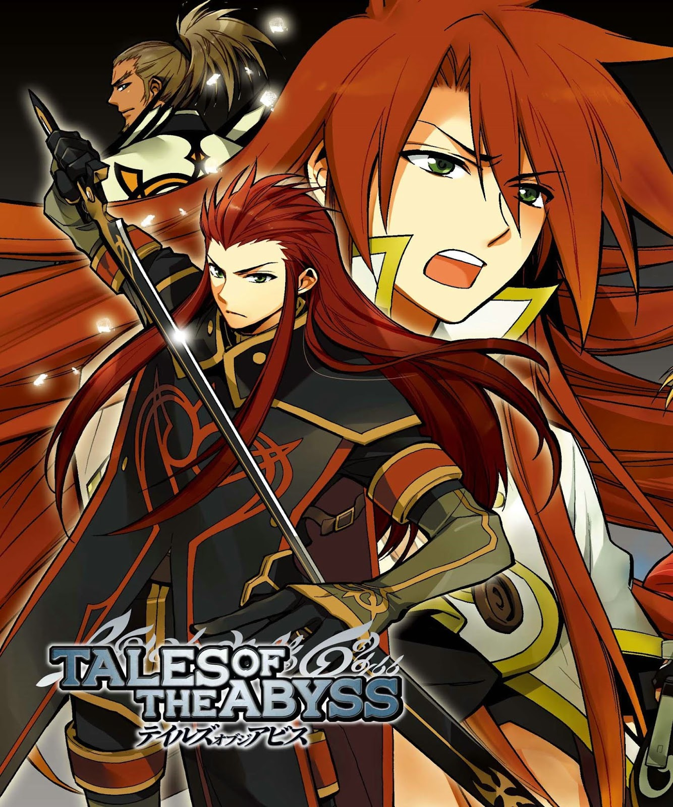 Huyền Thoại Hỏa Quang -Tales of the Abyss