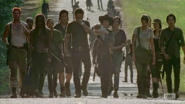 The Walking Dead AMC FOX España