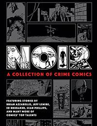 Noir – A Collection of Crime Comics