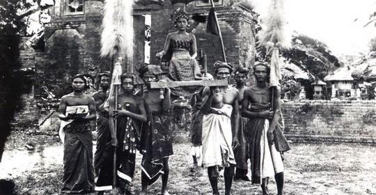 sejarah untung surapati dan kerajaan mengwi bali