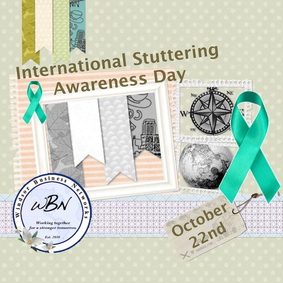 International Stuttering Awareness Wishes Awesome Images, Pictures, Photos, Wallpapers