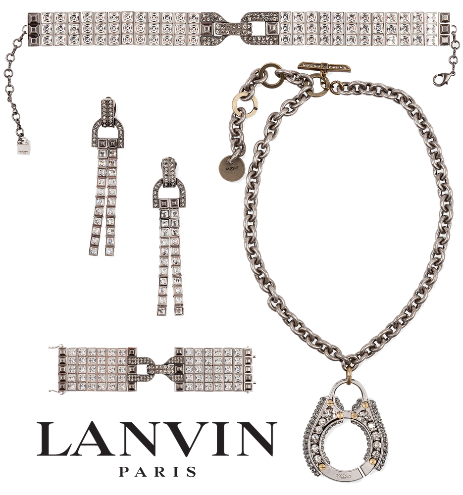 Lanvin Assorted Jewelry