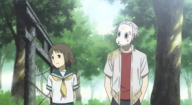 Hotarubi no Mori e Movie Subtitle Indonesia