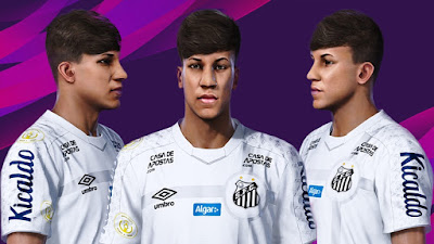 PES 2020 Faces Kaio Jorge by SR