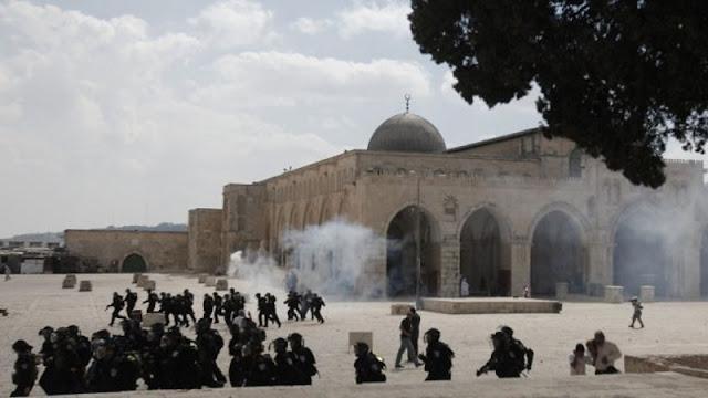 Parlemen Israel Izinkan Anggotanya 'Menyerbu' Masjidil Aqsha