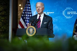 Leaders' Summit on Climate 2021