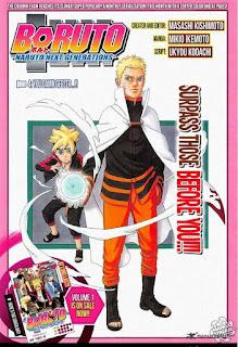 Update! Read Boruto Manga Chapter 4 Full English