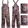 Grundens Gage Weather Watch Bib - Kryptek Higlander Camo - Medium