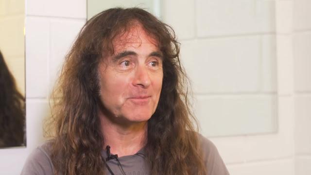 """Steve Harris: o Iron Maiden sofreu muita pressão para gravar """"The Number of the Beast"""""""