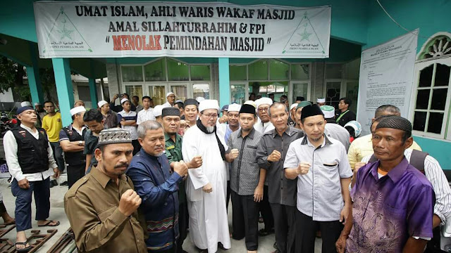 Luar Biasa!! Seluruh Anggota Dewan PKS Medan Terjun Langsung Serap Aspirasi Terkait Masjid Amal Silaturahim