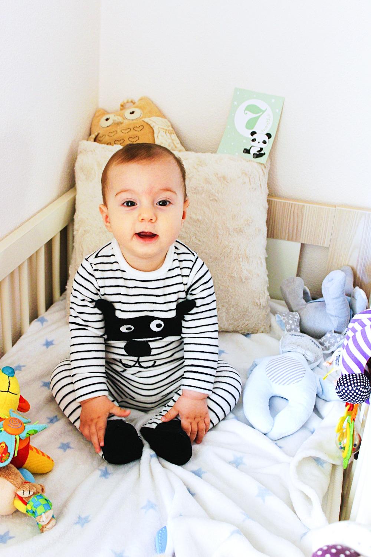 7 months old baby boy, 7 meseci stara beba, baby photography