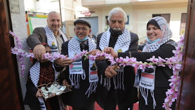 Kantor ACT di Palestina Bukti Totalitas Mendampingi yang Tertindas