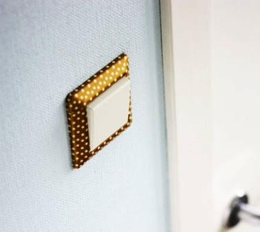 Modifikasi Saklar Lucu Untuk Interior Kamar Rumahmu