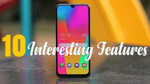 Samsung Galaxy M30s Tips, Tricks and Hidden Features