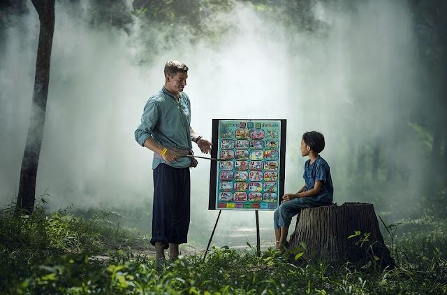 TEACHER nature