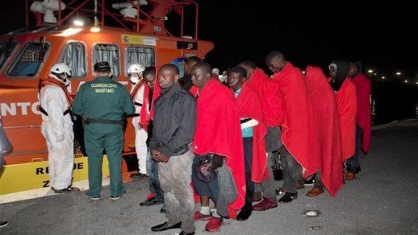 España rescata a más de 500 migrantes en Mediterráneo