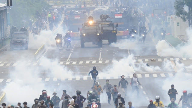 KAMI: Polri Tak Mencerminkan Fungsi sebagai Pelindung Rakyat