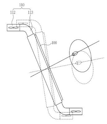 La pantalla que pot volar i ser controlada pels ulls