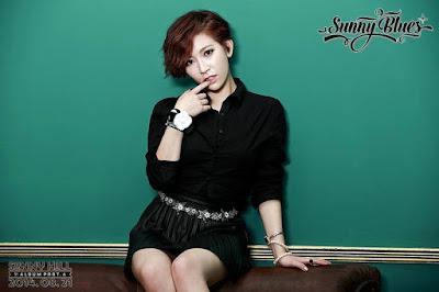 merupakan sebuah girlband yang bernaung dibawah label  Profil Sunny Hill