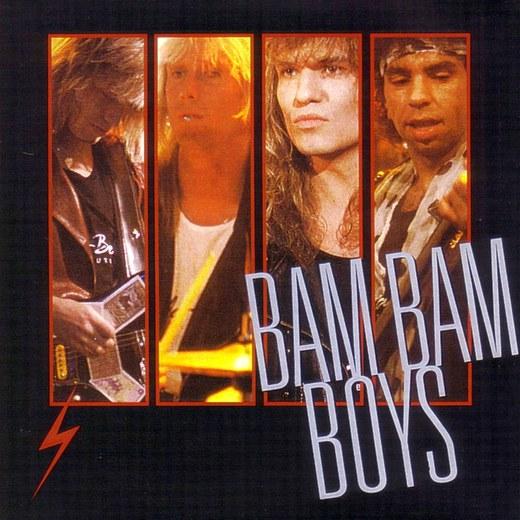 BAM BAM BOYS (Matti Alfonzetti) - Bam Bam Boys [remastered reissue] full