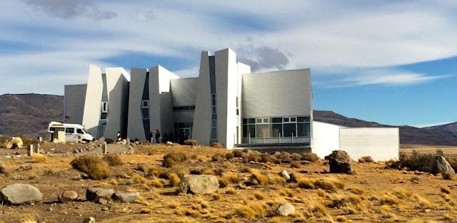 Glaciarium em El Calafate