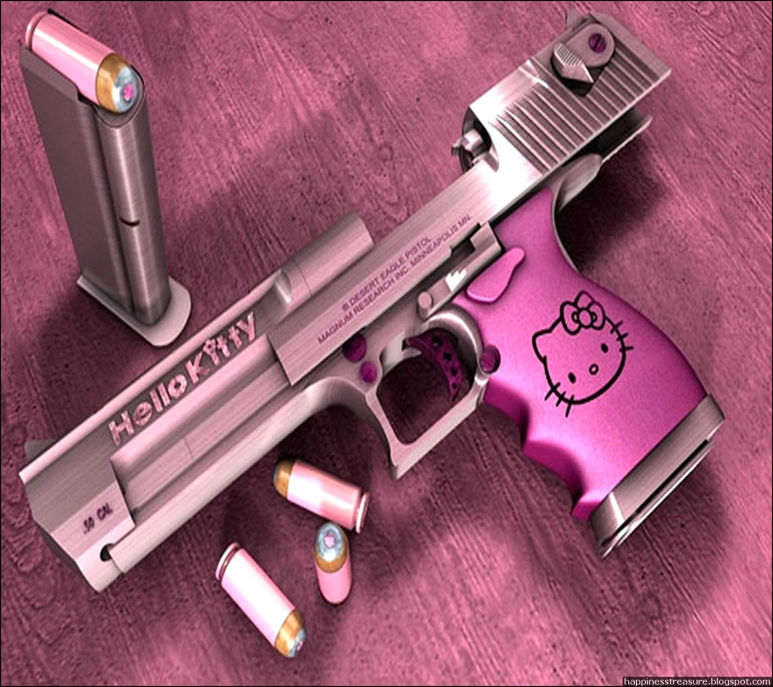 Secrets Of Happiness: HD Gun's Wallpaper