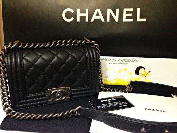 03b9ebdde2ac4 ME PASO EL DIA COMPRANDO  ¡Por fin! El clon del bolso Boy de Chanel ...