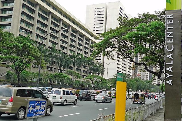 Hotels Near Ayala Center Makati