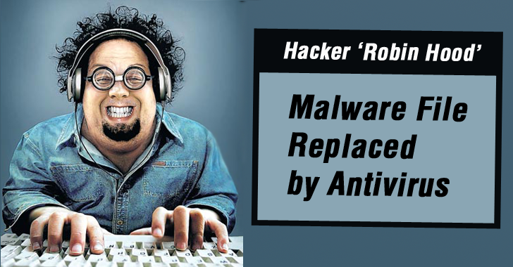 Someone Hijacks Botnet Network & Replaces Malware with an Antivirus