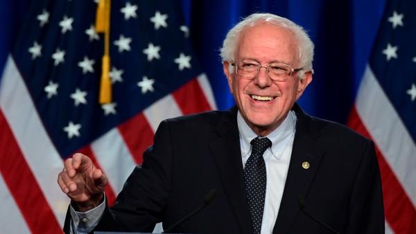 Sanders Wouldn't Just Legalize Marijuana, He'd Help Minorities'Start Businesses' to Sell It