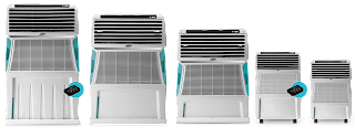 Symphony World leader in air coolers launches 'Touch Range' of coolers