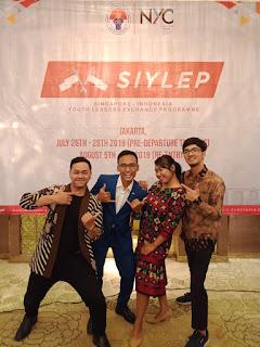 SIYLEP 2019: Kisah Perjalanan Singkat yang Terus Melekat