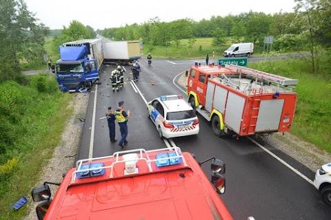 Súlyos baleset történt Szabolcsban, hárman meghaltak